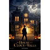 The House a Clock in its Walls Poster 27x40 Original D/S Movie Poster