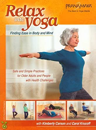 Amazon.com: Pranamaya: Relax Into Yoga Safe & Simple ...