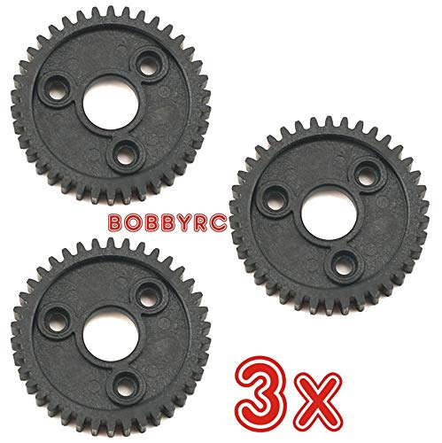 Traxxas 3955 Spur Gear 40T 1.0P (3pcs) Revo 2.5/3.3 Slayer 3.3 Slayer Pro 4X4