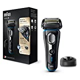 Braun Series 9 Cleaning - Braun Series 9 9240s Men's Electric Foil Shaver, Wet and Dry, Rechargeable and Cordless Razor with Pop Up Trimmer - Black
