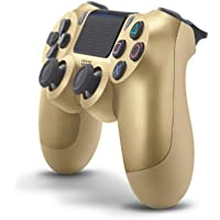 YP Select Ps4 Wireless Controller With Dual Vibration Bluetooth Gamepad for PlayStation 4 Pro Gaming Remote Control Gold