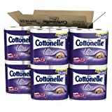 Cottonelle Ultra Comfort Care Toilet Paper, Double Roll, 4 Rolls, 8 Pack (32 Rolls)
