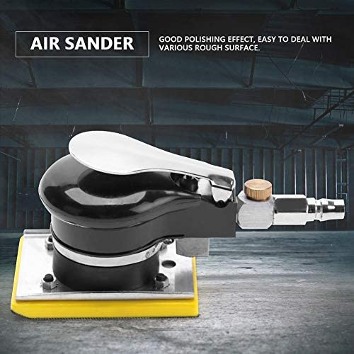 Air Polisher Air Sander Handheld Pneumatic Grinder for Polishing