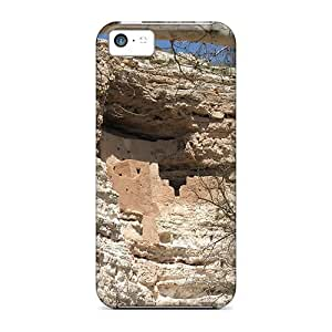 For Purecase Iphone Protective Case, High Quality For Iphone 5c Hill Dwellers Of Old Skin Case Cover