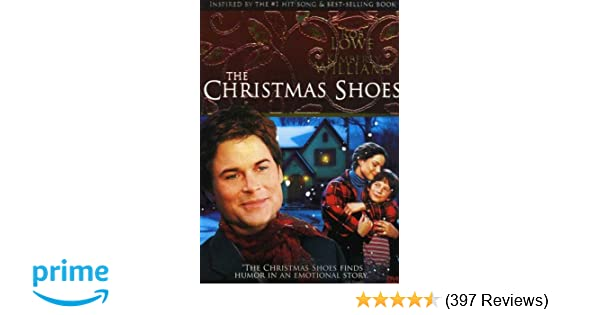 Amazon com: The Christmas Shoes: Rob Lowe, Kimberly Williams