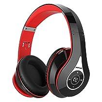 Mpow Auriculares Bluetooth con Micrófono Diadema