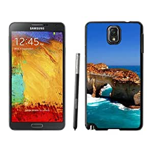 New Beautiful Custom Designed Cover Case For Samsung Galaxy Note 3 N900A N900V N900P N900T With Rugged Sea Phone Case