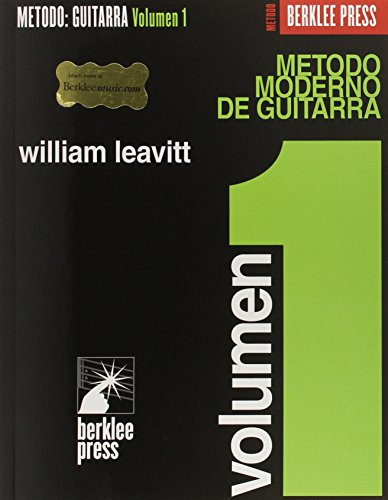 SPANISH MODERN METHOD        GUITAR VOL 1 BOOK ONLY