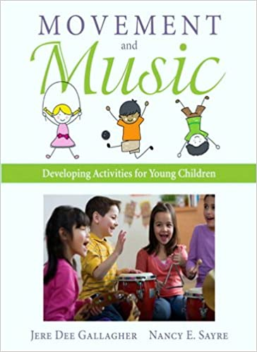 Why Young Kids Learn Through Movement >> Amazon Com Movement And Music Developing Activities For Young