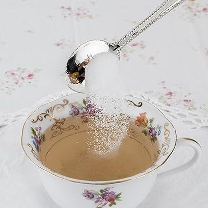 Pinky Up Hey Sugar Tea Spoons Set of 2