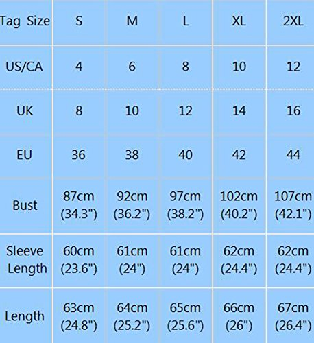 Auxo Camisas Mujer 3/4 Mangas Blusa Casual Tallas Grandes Tops Elegante Verano Negro