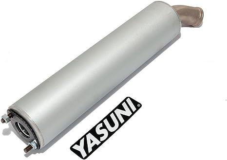 SCARICO YASUNI R2 NERO