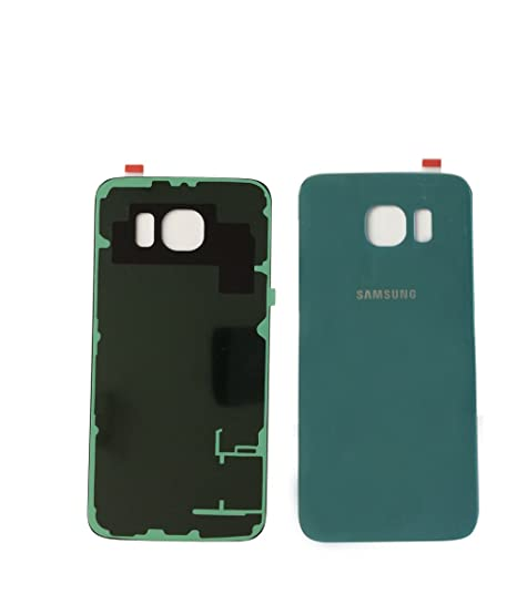 Copri batería Back Carcasa concha trasera Samsung Galaxy S6 ...
