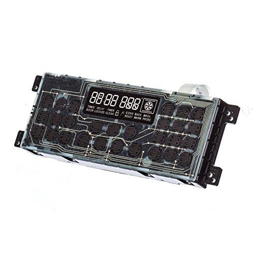 - Frigidaire 316462868 Range Oven Control Board and Clock Genuine Original Equipment Manufacturer (OEM) Part