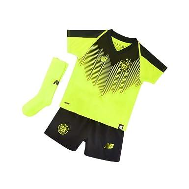 best website e0e2c 357df Celtic FC 18/19 3rd Mini Kids Football Kit - HBK - size 18 ...