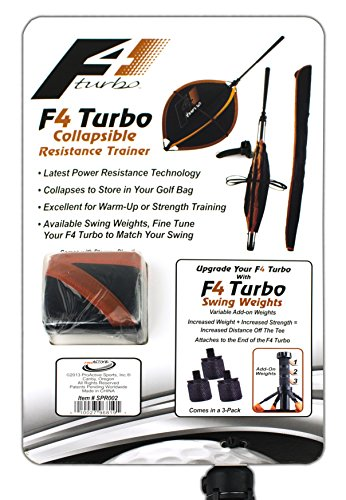 ProActive-Sports-F4-Turbo-Collapsible-Resistance-Golf-Swing-Trainer
