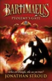 Front cover for the book Ptolemy's Gate by Jonathan Stroud