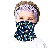 Boys Neck Warmer Casual Ski Face Mask Bandanas Neck