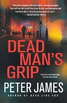 Dead Man's Grip 0312642830 Book Cover