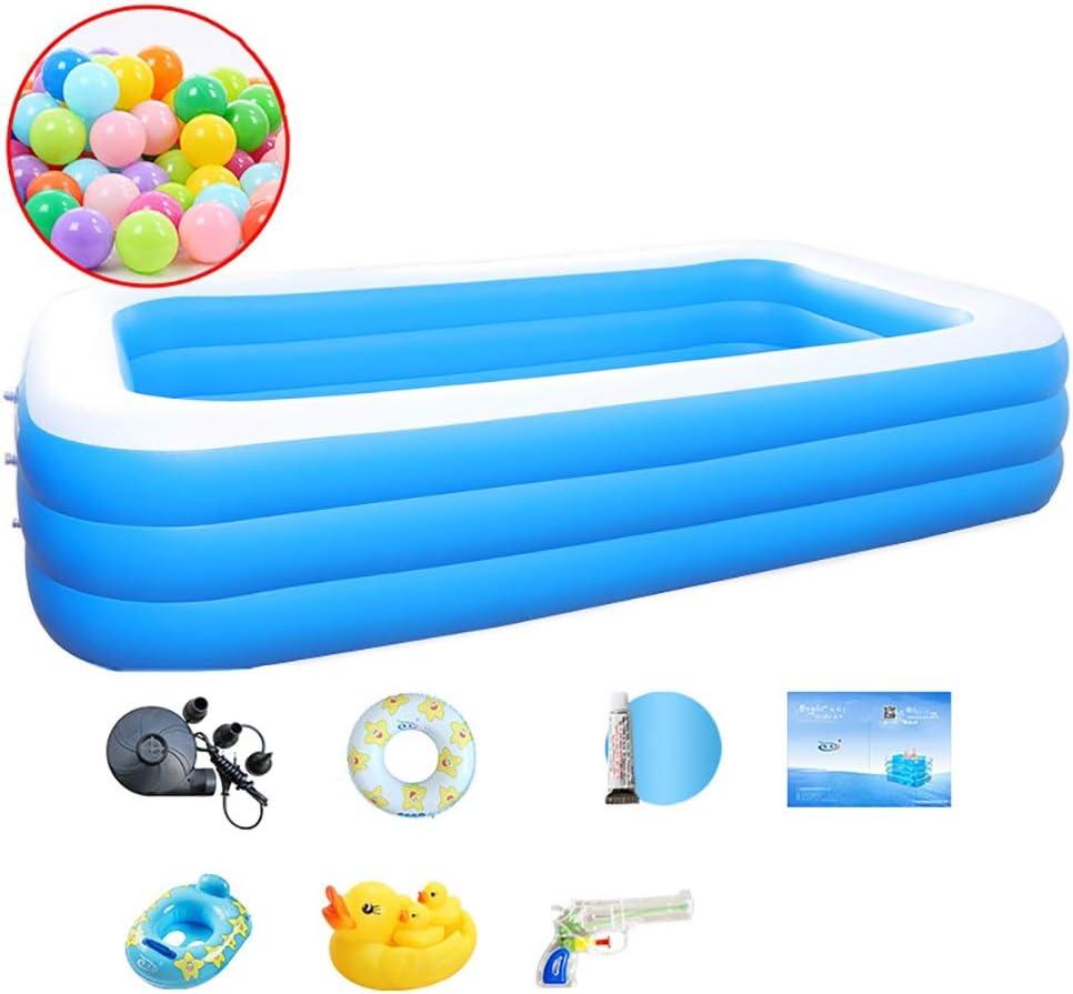 Piscina Infantil para Niños Y Adultos, Piscina Infantil Inflable ...