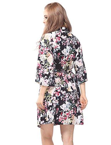 Skyfitting Women s Kimono Robe d4be7f6fc