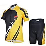 Children Jersey Set - Jacket Outdoor Clothing Shorts Kids Riding Equipment-Y