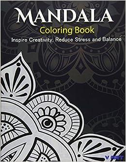 The Mandala Coloring Book: Inspire Creativity, Reduce Stress, And Balance With 30 Mandala Coloring Pages: Volume 8 - Bajar Epub Gratis A Ipad