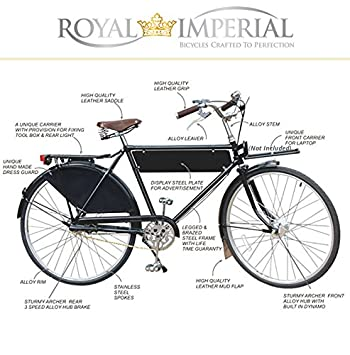 Vintage Classic Bicycle - Gents 21
