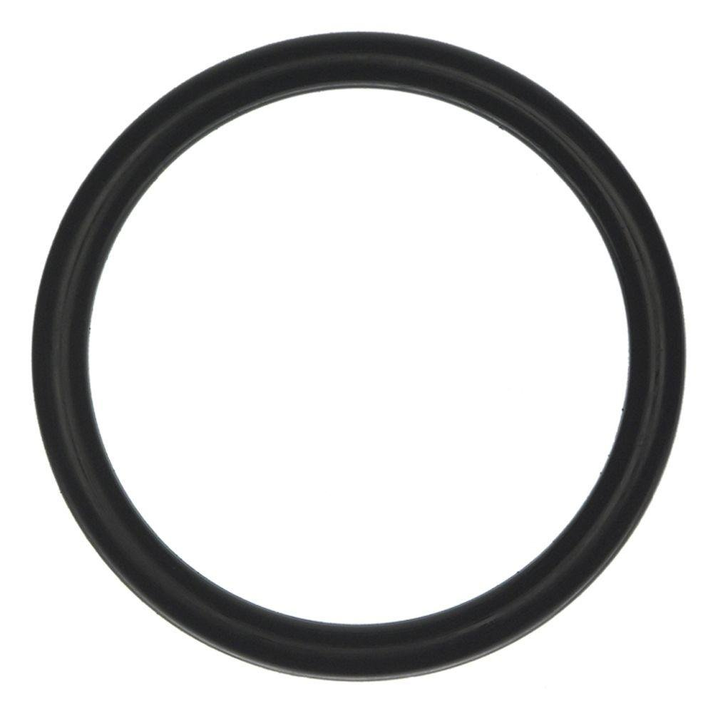 448 HNBR/HSN O-Ring, 90A Durometer, Black (Pack of 5)