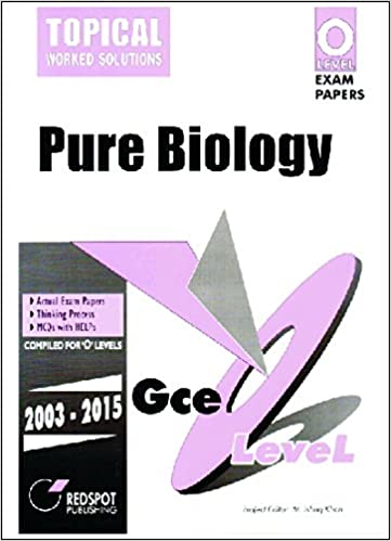 Gce o level pure biology topical 2003 to 2015 redspot publishing gce o level pure biology topical 2003 to 2015 redspot publishing 9789699966170 amazon books fandeluxe Choice Image