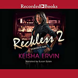 Reckless 2: Nobody's Girl Audiobook