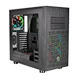Thermaltake Core X31 RGB Edition SPCC ATX Mid Tower Tt LCS Certified Gaming Computer Case CA-1E9-00M1WN-02