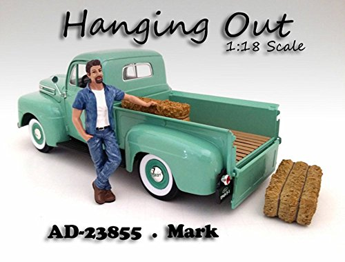 Hanging Out Mark Figure For 1:18 Scale Models by American Diorama