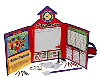 Learning Resources Pretend /& Play School Set