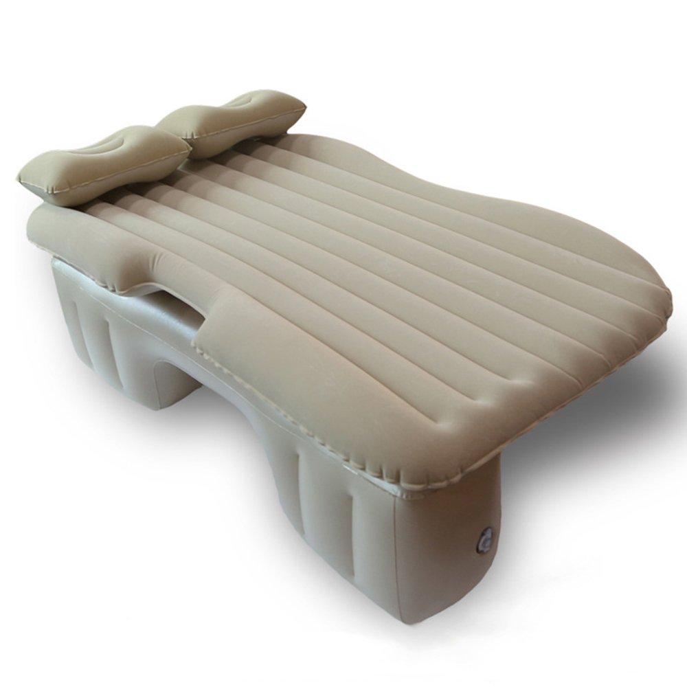 YQQ Im Freien Kampieren Selbstfahrendes Reisebett Auto Aufblasbares Bett Tragbar Luftmatratze (Farbe : grau, größe : 1)