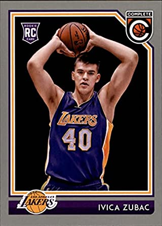 c14b4c3f579 Amazon.com: 2016-17 Complete #181 Ivica Zubac NM-MT Lakers ...