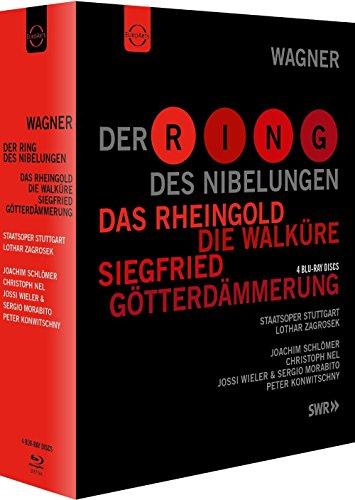Der Ring Des Nibelungen (4PC)