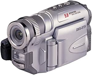DXG DXG-572V 5.0 Megapixel Digital Video Camera (Discontinued by Manufacturer)