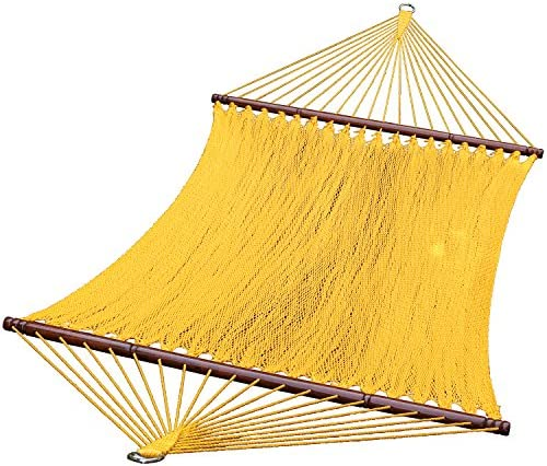Algoma 13 Foot Yellow Caribbean Hammock