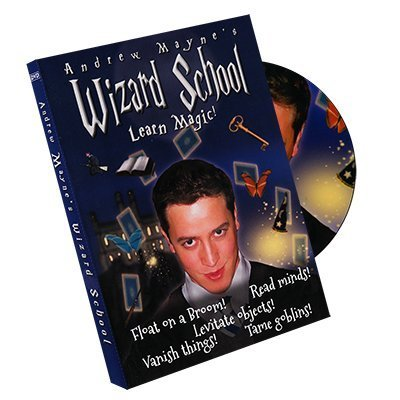 Amazon com: Wizard School by Andrew Mayne - DVD: Toys & Games