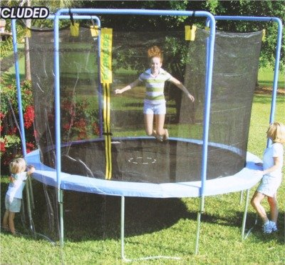 Trampoline Enclosure Mesh Net ONLY for 11' Model TR-11-KLR by Sportspower