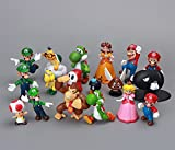 Generic Brothers Figures Set (18 Piece)