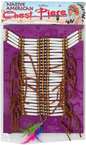 Native American Chest Piece Armor (Indian Mens Costume)