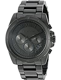 Men's Brecken Black Watch MK8482