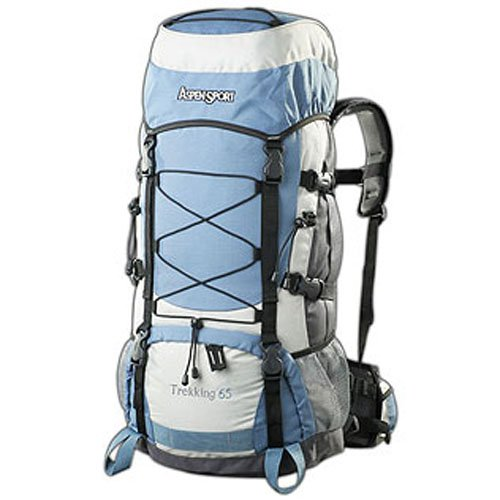 Aspensport Trekking Rucksack - 65 Litres by SportsCenter