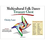 Multicultural Folk Dance Treasure Chest, Volumes 1 & 2 - DVD with CD by Christy Lane (2007-04-16)