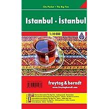 ISTANBUL FB CITY POCKET Map 1:10,000
