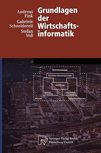 Grundlagen der Wirtschaftsinformatik (Physica-Lehrbuch)