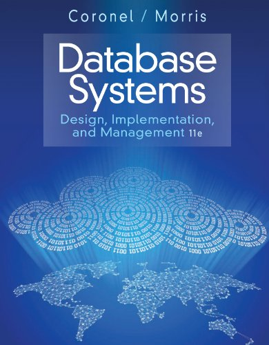 Database Systems: Design, Implementation, & Management (Retrieval Systems)