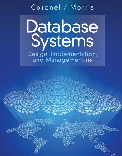 Database Systems: Design, Implementation, & Management Pdf